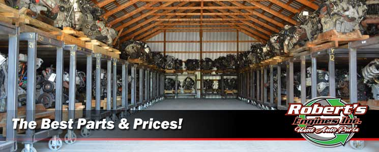 Find the best prices on used auto parts nc